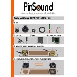 Speakers Kit - Bally Williams
