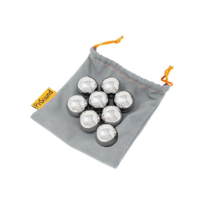 Multiballs Chromium pinballs