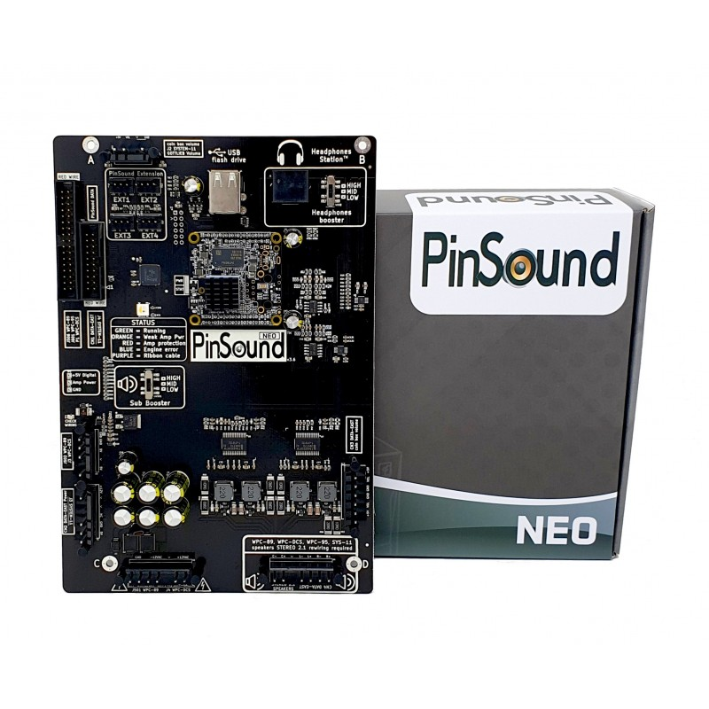 PinSound sound board NEO