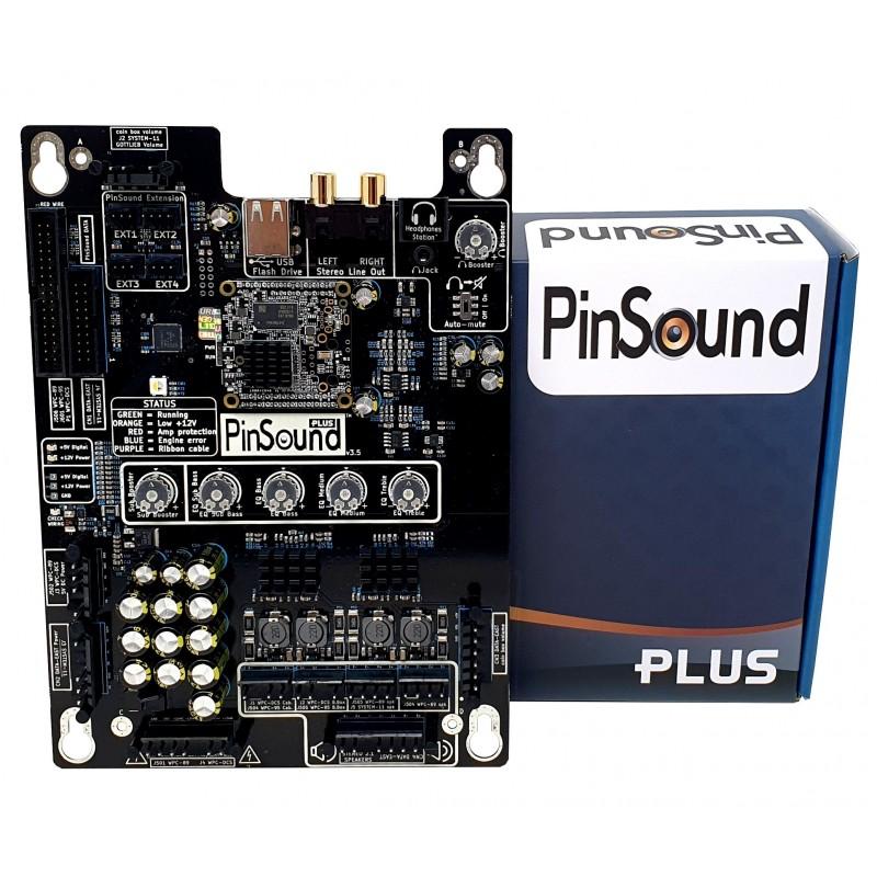 PinSound PLUS