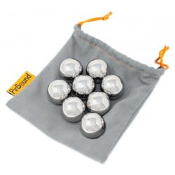 Multiballs Chromium balls