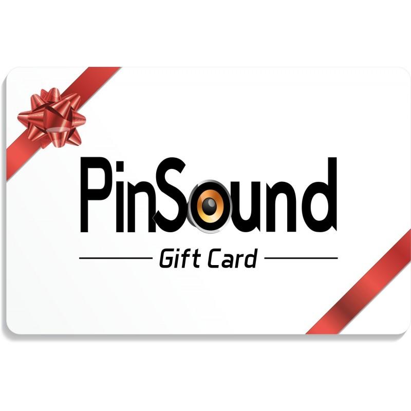 PinSound Gift Card
