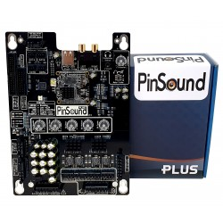 PinSound+ connectivity