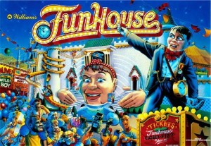 Funhouse with PinSound upgrades