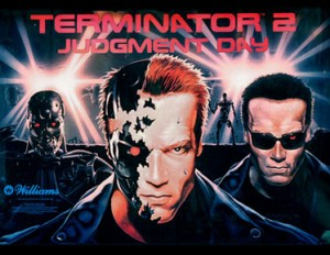 Terminator 2 with PinSound upgrades