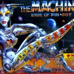Information about PinSound with The Machine: Bride of Pin·bot