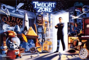 Twilight Zone with PinSound upgrades