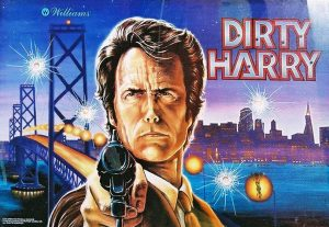 No More Reset for WPC for Dirty Harry