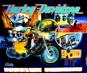 Harley-Davidson with PinSound upgrades