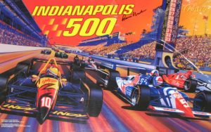 Indianapolis 500 with PinSound upgrades