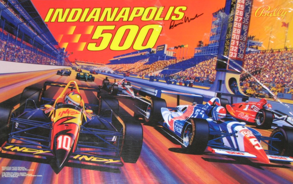 Indianapolis 500 pinsound indianapolis 500 voltagebd Images
