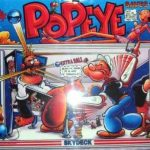Information sur PinSound avec Popeye Saves the Earth