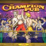 Information sur PinSound avec The Champion Pub