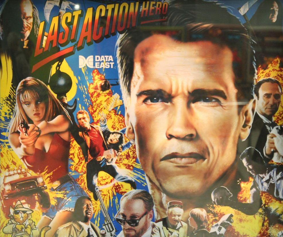 Mary Shelley Family Last Action Hero – P...