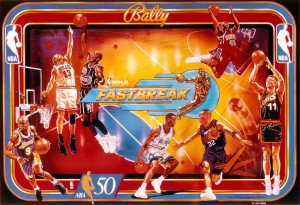 NBA Fastbreak