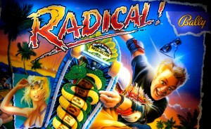 Radical with PinSound upgrades