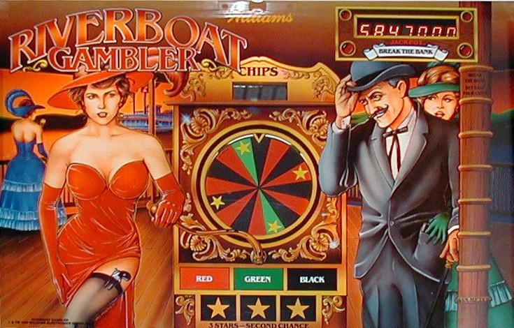 riverboat gambler  u2013 pinsound