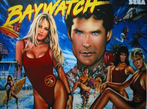 Baywatch with PinSound upgrades