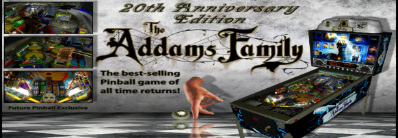The Addams Familly 20th Anniversary Edition