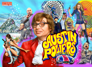 PinSound PLUS & NEO sound boards for Austin Powers