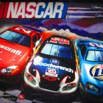 Information about PinSound with NASCAR