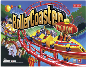 PinSound PLUS & NEO sound boards for RollerCoaster Tycoon