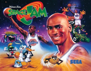 PinSound PLUS & NEO sound boards for Space Jam