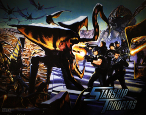 Starship Troopers with PinSound upgrades