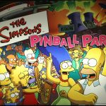 Information about PinSound with The Simpsons Pinball Party