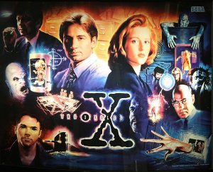 PinSound PLUS & NEO sound boards for The X Files