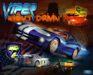 PinSound PLUS & NEO sound boards for Viper Night Drivin'