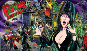 Elvira's House of Horrors