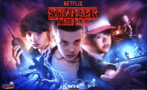 Stranger Things with PinSound upgrades