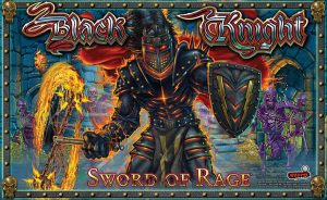 Black Knight Sword of Rage