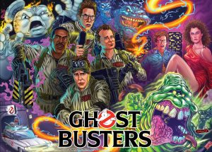 Ghostbusters with PinSound upgrades