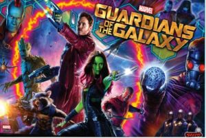 Guardians of the Galaxy with PinSound upgrades