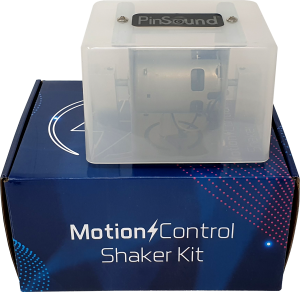 Motion Control Shaker kit for PLUS & NEO for Indiana Jones: The Pinball Adventure