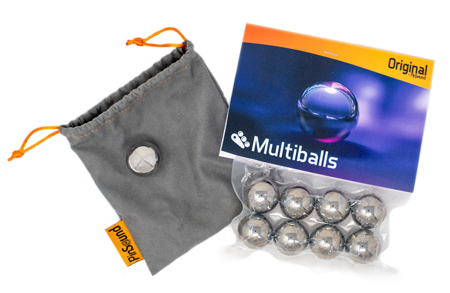 Multiballs for Lethal Weapon 3