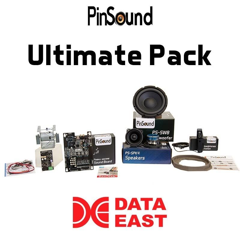 Data East Ultimate PinSound Pack for Frankenstein