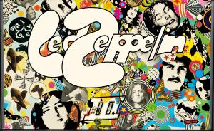 Led Zeppelin mit PinSound-Erweiterungen
